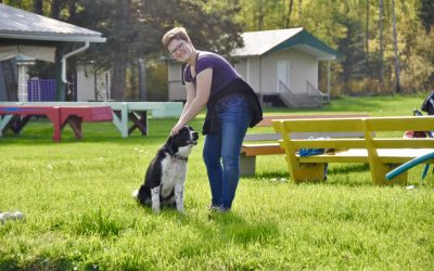 Jumping right in: Alberta student learns life-skills at RJC