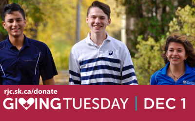 Giving Tuesday – December 1